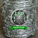 barbed wire fencing in chennai